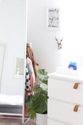 44 idee creative per personalizzare i tuoi mobili ikea - Maniglie mobili ikea ...