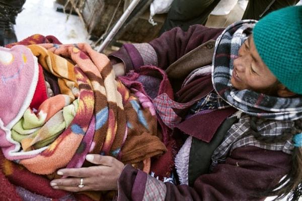 bambino a Ladakh