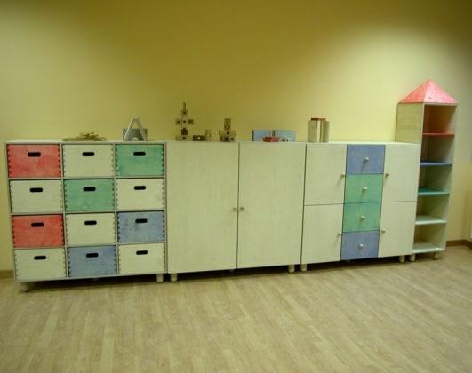 25 mobili in stile montessori ma non solo per una casa a for Ikea libreria bambini