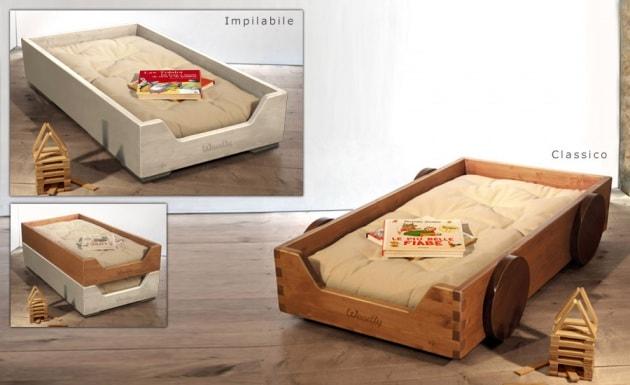 Mobili Portagiochi Per Bambini : 25 mobili in stile montessori ma non solo per una casa a misura di
