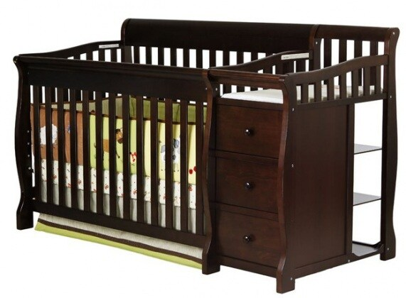 Costruire Una Culla A Dondolo.28 Idee Geniali Per Fare Spazio Al Bebe In Una Casa Piccola