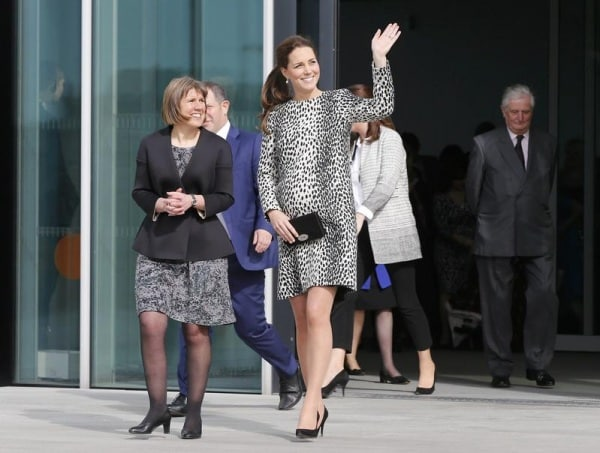Vestito kate middleton nascita