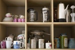 42 idee geniali per organizzare la cameretta del bambino - Come organizzare la cucina ...