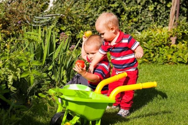 Molto Giochi per bambini da fare all'aperto - Nostrofiglio.it KA48