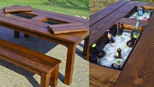 37 idee fai da te per arredare il giardino o il balcone ...