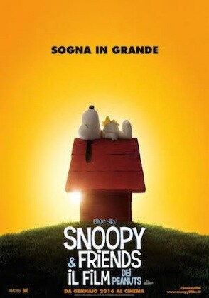 snoopy-friends