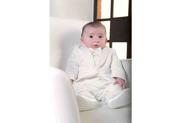 Bien-aimé Battesimo, 25 idee per l'abito dei bambini - Nostrofiglio.it SN06