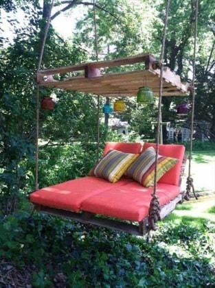 Fai Da Te Giardino.37 Idee Fai Da Te Per Arredare Il Giardino O Il Balcone