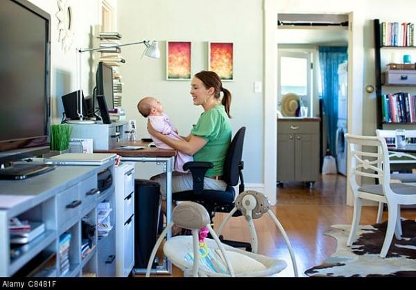 Tempo con i figli la presenza costante della madre non - Sinonimo di diversi ...