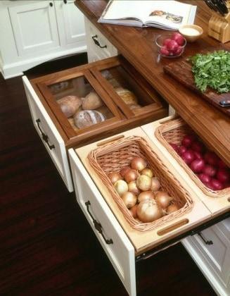 Come organizzare la cucina, 50 idee salvaspazio - Nostrofiglio.it