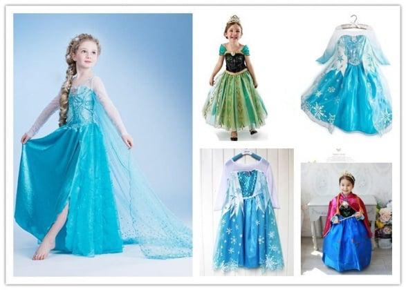 Carnevale i costumi più amati dai bambini