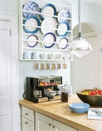 Come organizzare la cucina 50 idee salvaspazio for Idee salvaspazio cucina