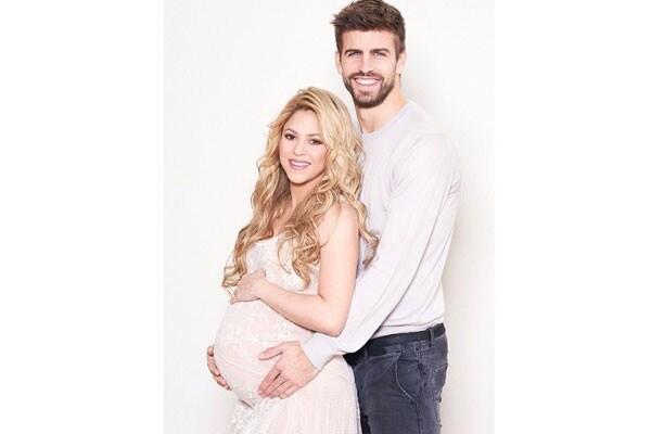 Shakira mamma bis, è nato Sacha