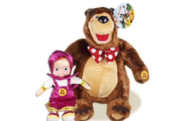Regali di natale per bambini di tutte le et dalla a alla for Masha giocattolo
