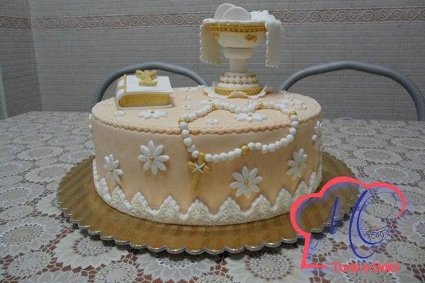 Preferenza Prima comunione e cresima, 30 idee per la torta - Nostrofiglio.it NE15