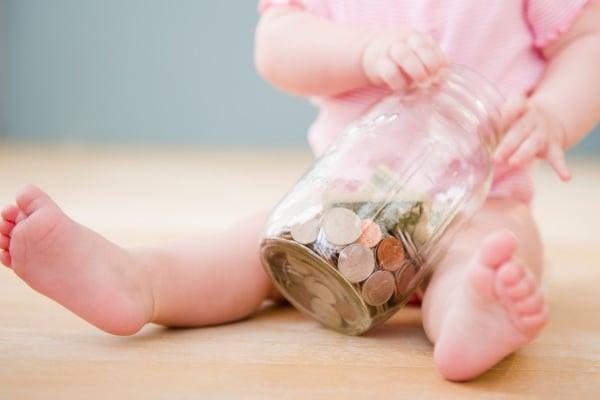 soldi neonato