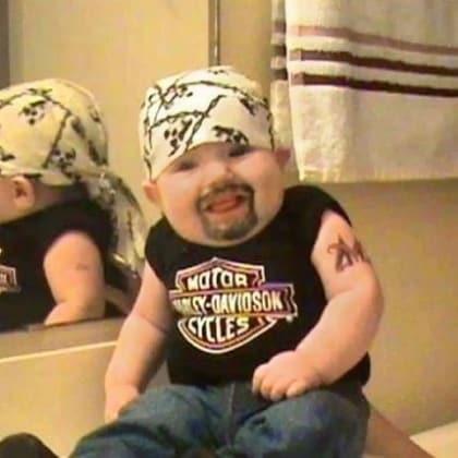 Eccezionale Halloween, 6 costumi fai-da-te ESILARANTI per bambini piccoli  BM11