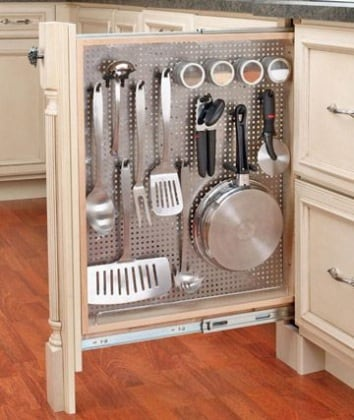 Come organizzare la cucina, 50 idee salvaspazio   nostrofiglio.it