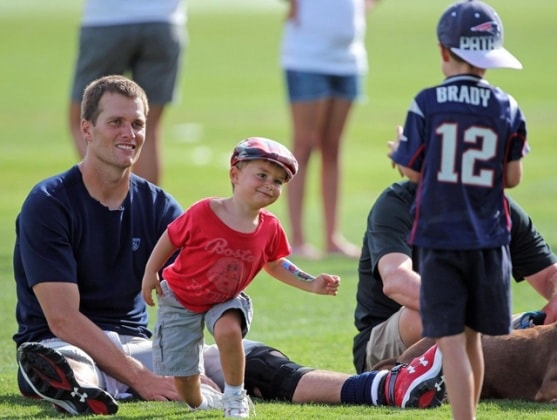 tom-brady-con-i-figli