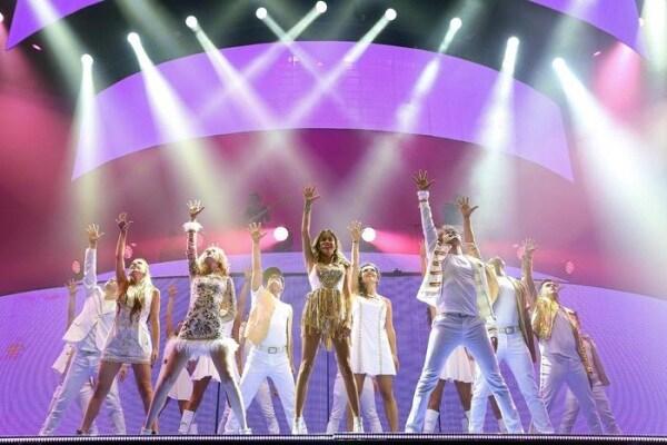 Il nuovo show di Violetta in Italia (FOTO)