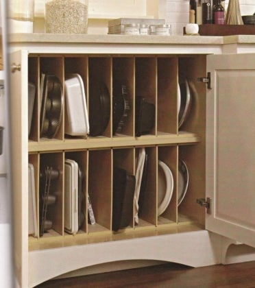 Come Organizzare La Cucina 50 Idee Salvaspazio Nostrofiglio It