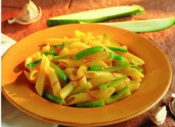 zucchineezafferano