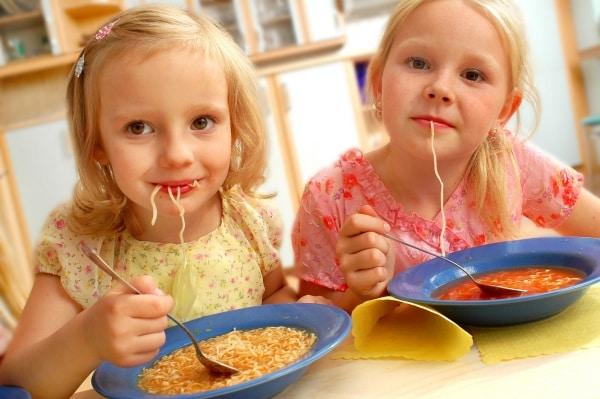 Il bambino sano mangia così - Nostrofiglio.it
