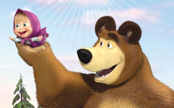 Sai tutto su masha e orso nostrofiglio