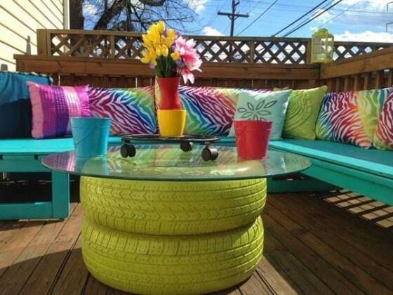 Idee Per Arredare Il Giardino : Idee fai da te per arredare il giardino o il balcone