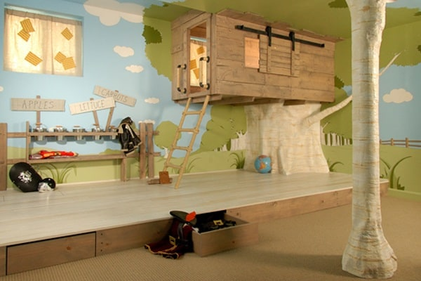 Idee Cameretta Bambini : Camerette per bambini ecco idee da favola nostrofiglio