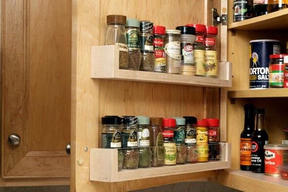 Come organizzare la cucina 50 idee salvaspazio - Organizzare cucina ...