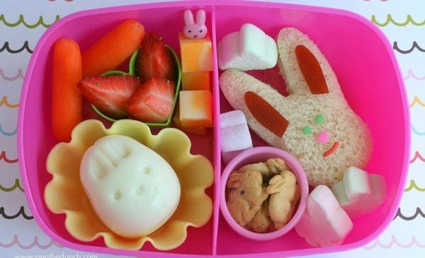 Piatti creativi per bambini