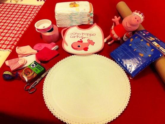 torta-pannolini-materiale