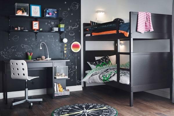 Cameretta dei bambini 20 modelli pratici for Camera bambini ikea