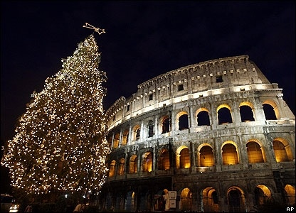 natale-roma-colosseo