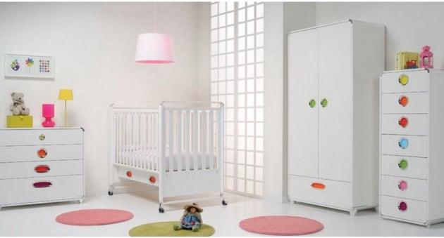 30 camerette super deliziose per neonati - Camerette bambini neonati ...
