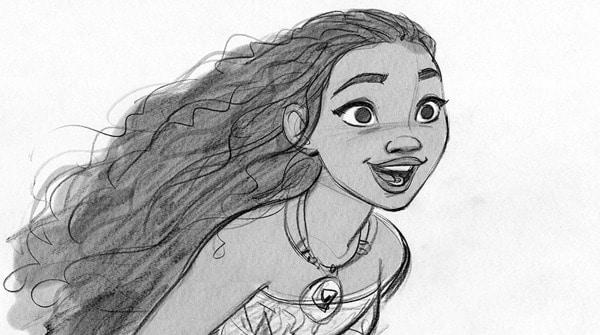 Arriva Moana La Nuova Principessa Disney Nostrofiglioit