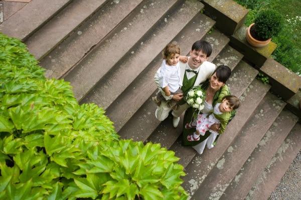 eadd7aa2e0bd Matrimonio con figli  come organizzarlo - Nostrofiglio.it