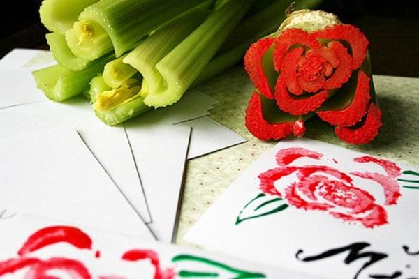 fiori stampati