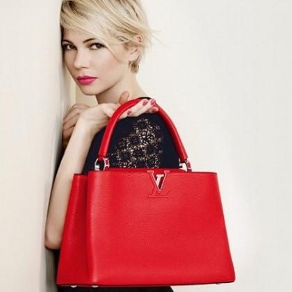 michelle-williams-for-louis-vuitton-handbag-campaign-red-bag-new-lockit-louis-vuitton-bag-new-designer-bag-celebrity-handbags