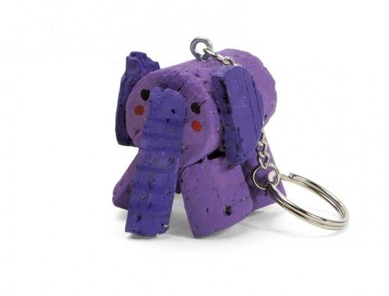 Estremamente Lavoretto per bambini: elefantino portachiavi! - Nostrofiglio.it LF44