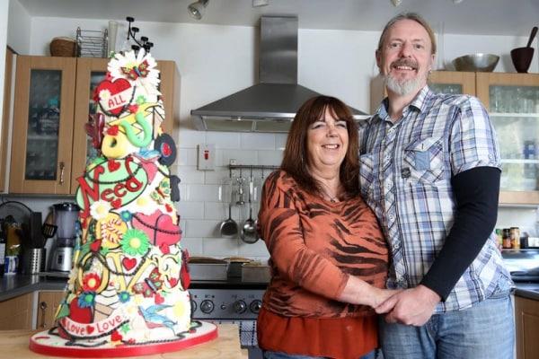 38 torte originali ispirate ai film e ai personaggi famosi