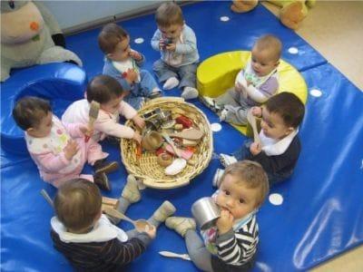 Attività Montessori per bimbi da 1 a 3 anni: 20 consigli