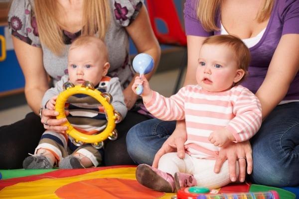 musica fa bene ai neonati