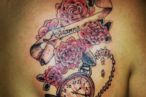 Tatuaggi bambini for Tatuaggi dedicati ai figli