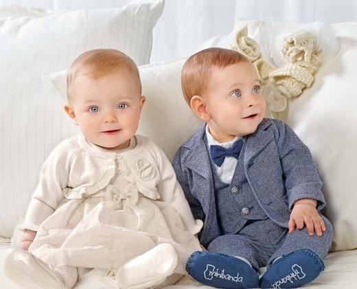 sito web professionale nuova selezione seleziona per originale Bambini al battesimo, come scegliere i vestiti per la ...