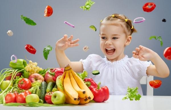 Dieta Settimanale Equilibrata Per Dimagrire : Menu settimanale per bambini da a anni nostrofiglio
