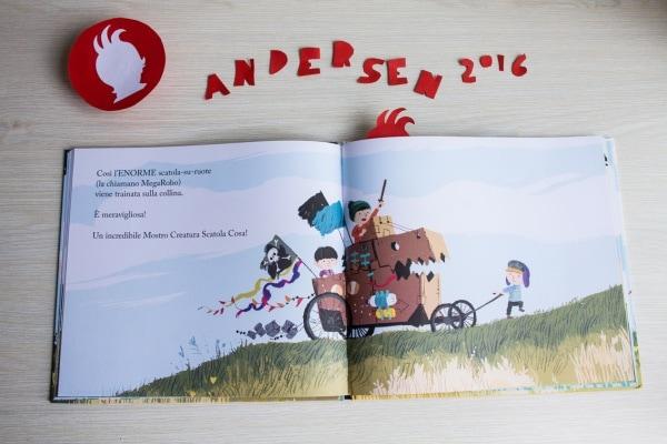 libro vincitore del premio anderson
