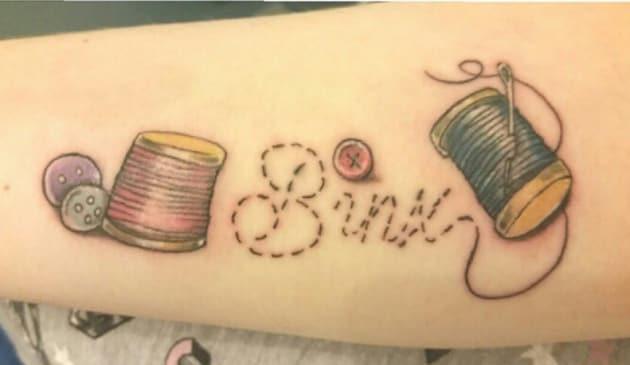 Ben noto 30 tatuaggi TRENDY dedicati ai figli (e che vanno oltre al  WY13