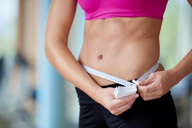 perdere peso per rimanere incinta